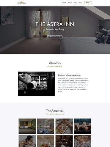 Hotel, B&B, Hospitality,